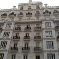 Die ganze Stadt voller wunderschöner alter Häuser