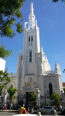 Schöne Kirche ...