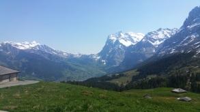 ...den Berg zu erobern
