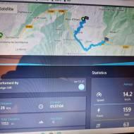 Endlich bin ich mal Alpe d'Huez gefahren :-)